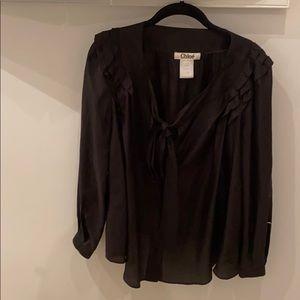 Vintage Chloé blouse